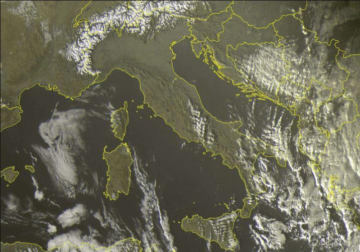 meteo italia 5 gennaio