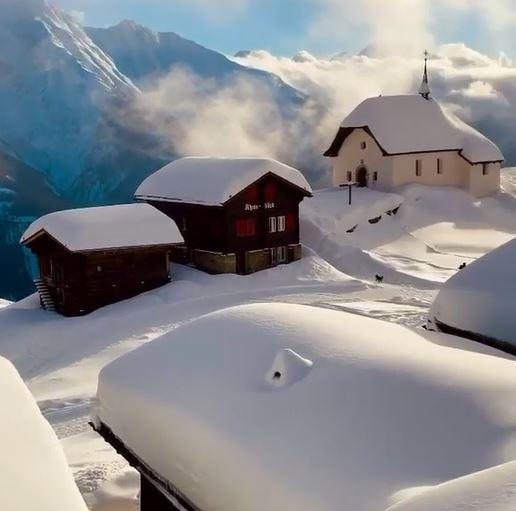 neve svizzera