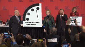 orologio dell'apocalisse 2020