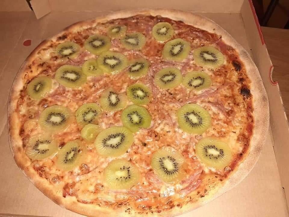 pizza kiwi