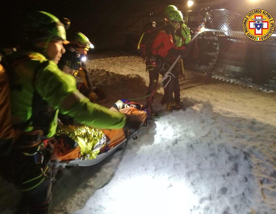 soccorso alpino friuli