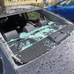 """Il meteo estremo dell'Australia: enormi tempeste di sabbia seguite da grandinate devastanti, auto e finestre distrutte! """"Apocalittico, come Armageddon"""" [FOTO e VIDEO]"""