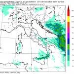 Allerta Meteo, le mappe del MALTEMPO di stasera al Centro/Sud: piogge, temporali e forti venti di maestrale [GALLERY]