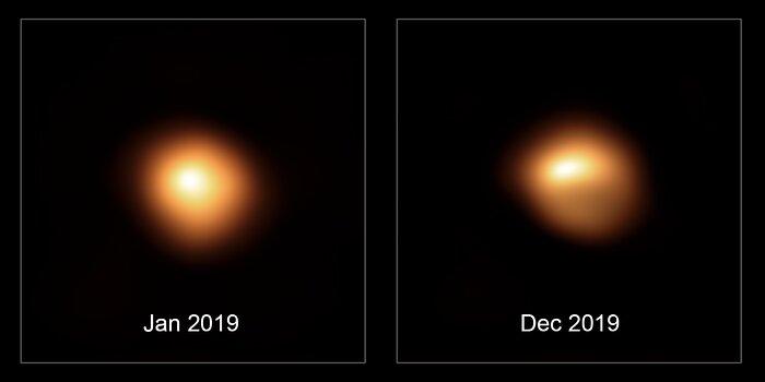 Credit: ESO/M. Montargès et al.