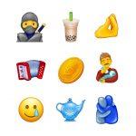 In arrivo 117 nuove emoji: una è dedicata agli italiani [GALLERY]