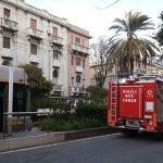 Maltempo Sicilia, forte vento a Messina: palme a rischio in viale San Martino, tram bloccati [FOTO LIVE]