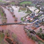 Maltempo, Gran Bretagna in ginocchio per la Tempesta Dennis: immagini terribili da Crickhowell [GALLERY]
