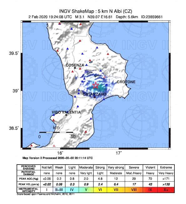 terremoto albi catanzaro