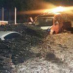 Maltempo in Calabria, bomba d'acqua a Vibo Valentia: auto sommerse da frane e fango, devastato lo stabilimento di Callipo [FOTO e VIDEO LIVE]