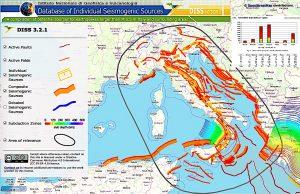 Faglie sismogenetiche in italia