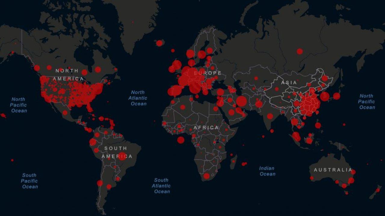 Coronavirus Mezzo Mondo In Lockdown Piu Di 2 6 Milioni Di Persone Ferme Tutti I Paesi In Quarantena Meteoweb