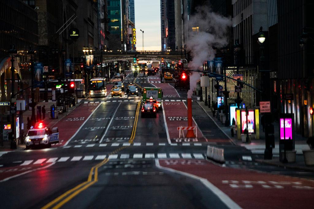 Coronavirus: a New York obitori mobili - Ultima Ora