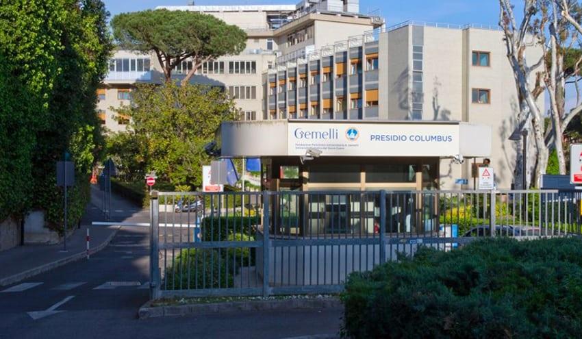 coronavirus roma ospedale