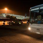 Coronavirus: dagli USA arriva un ospedale da campo a supporto dell'Italia [GALLERY]
