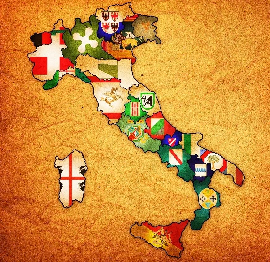 italia regioni