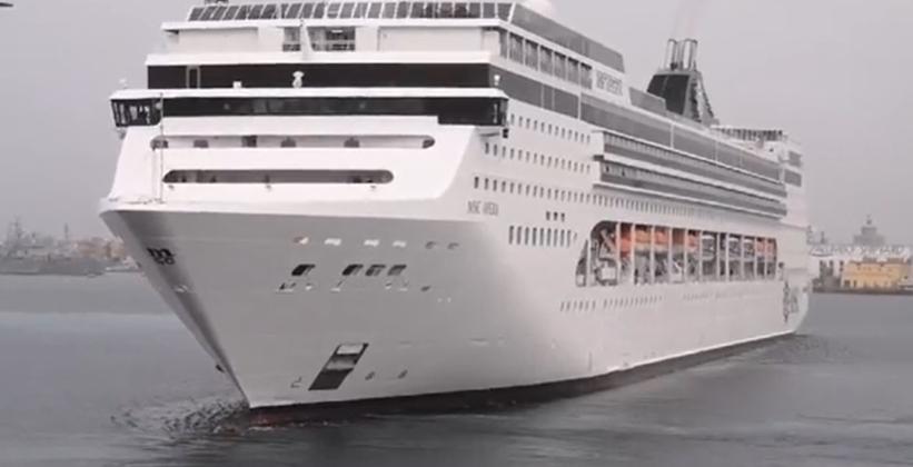 Coronavirus:nave Msc a Messina,controlli su 2mila passeggeri - Sicilia