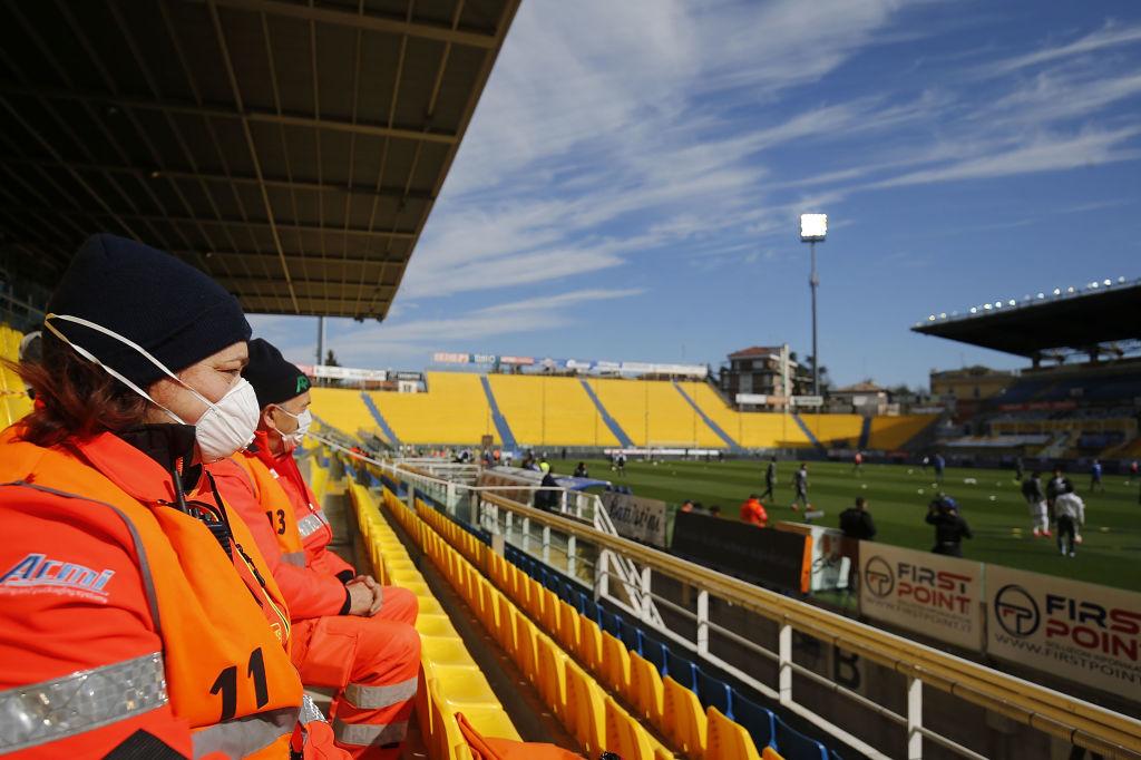 Emergenza Coronavirus, stop Serie A: campionato a 22 squadra