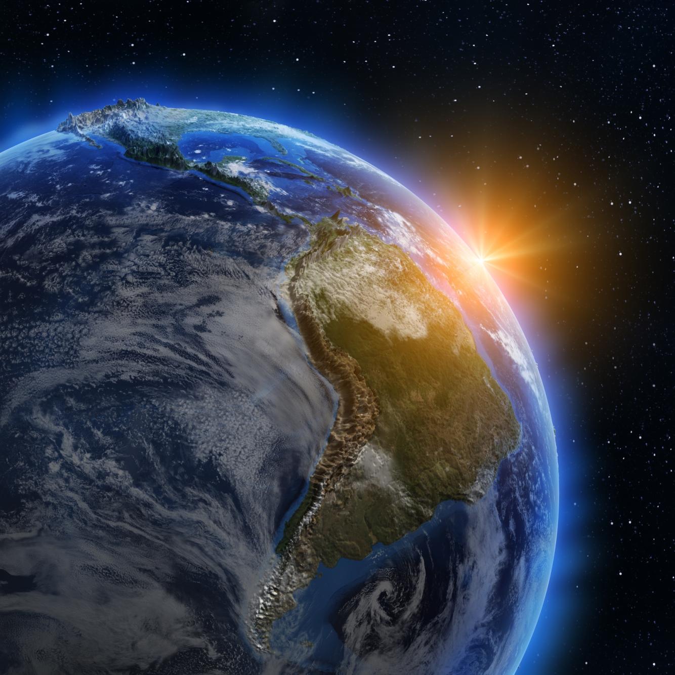 OMS, Sud America è il nuovo epicentro del Covid-19