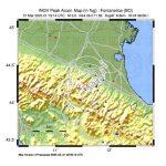 Terremoto, paura nella notte in Emilia-Romagna: scossa avvertita nel Bolognese [DATI e MAPPE]