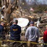 Maltempo USA, uno dei tornado in Tennessee è stato EF4 con venti a 281km/h: ha percorso 80km a terra! [FOTO]