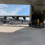 Coronavirus: volo in bio-contenimento dell'Aeronautica Militare per due pazienti da Bergamo a Bari [FOTO e VIDEO]