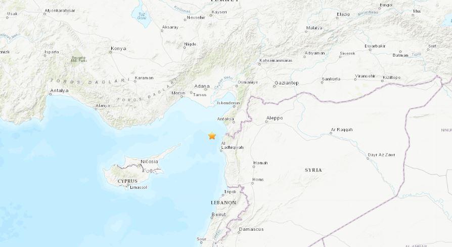 terremoto Siria