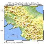 Paura in Campania: scossa di terremoto avvertita in provincia di Avellino, gente in strada [DATI e MAPPE]