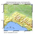 Terremoto, nuova scossa avvertita al Nord Italia: epicentro a Cerignale [MAPPE e DETTAGLI]