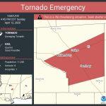 USA, tornado di proporzioni apocalittiche flagella il Mississippi: è un EF5, una meteo-catastrofe [LIVE]