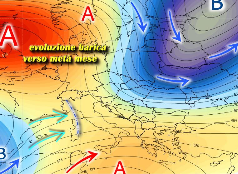 Meteo Toscana, le previsioni per i prossimi giorni