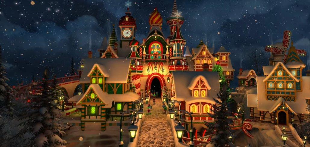 Rovaniemi Finlandia Villaggio Di Babbo Natale.Niente Elfi Per Santa Claus Chiude Il Villaggio Di Babbo Natale In Lapponia