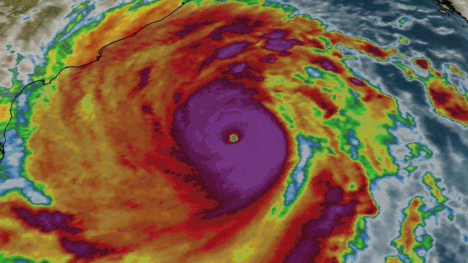 Amphan: India e Bangladesh evacuano milioni prima del super ciclone