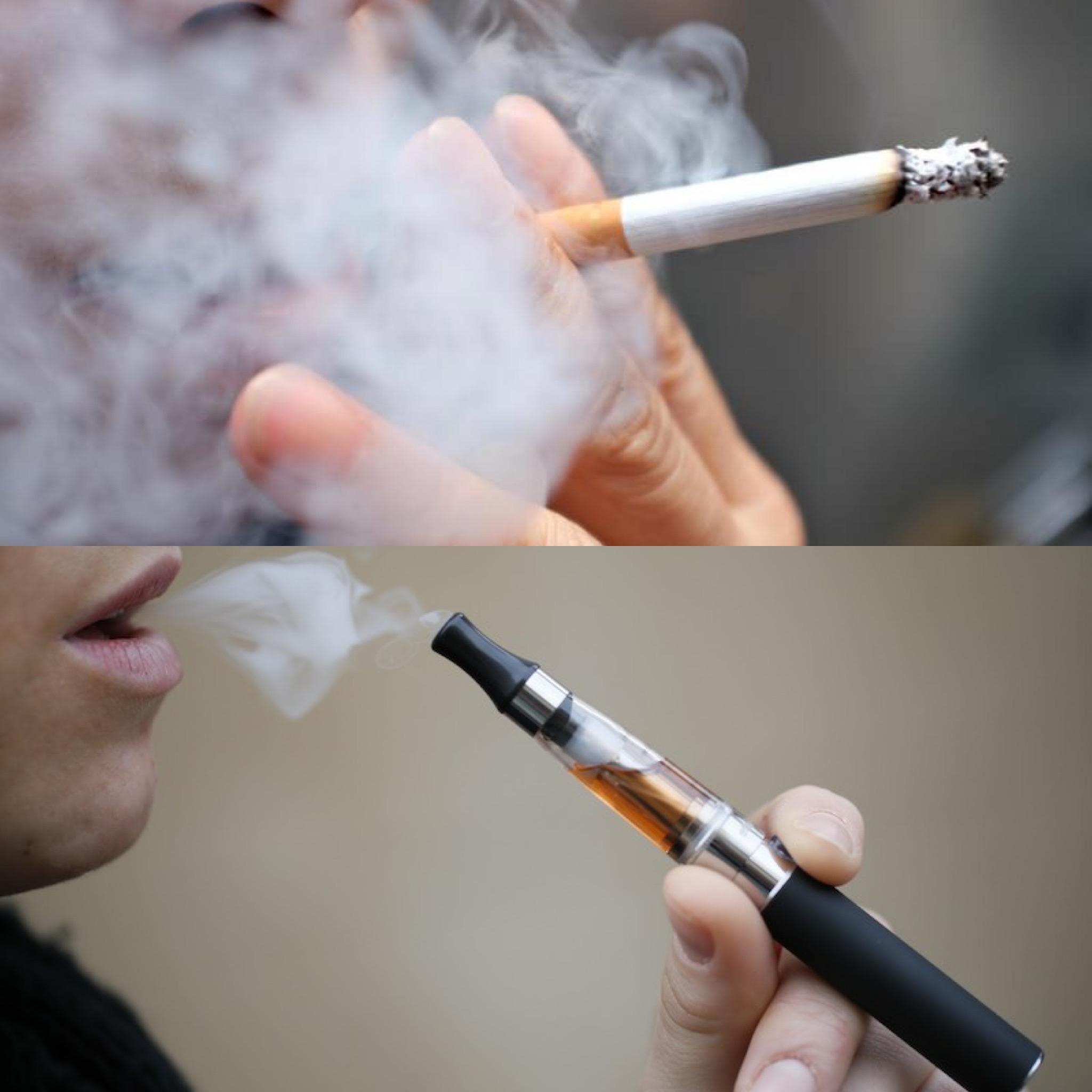 Sigarette Vs Sigarette Elettroniche Potenziale Cancerogeno Da 10 A 25 Volte Inferiore Nelle E Cig Meteoweb