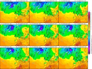 mappe previsioni meteo