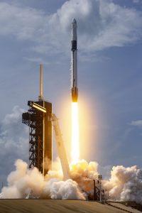 missione nasa spacex