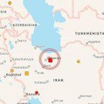 Forte terremoto in Iran: scossa vicino a Teheran, molta gente si riversa in strada [DATI e MAPPE]