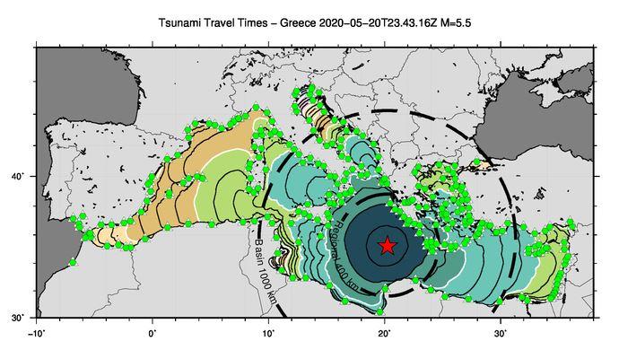 terremoto oggi calabria puglia sicilia