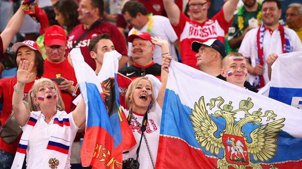 tifosi calcio russia