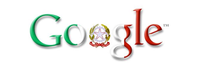 Il Doodle di Google per la Festa della Repubblica del 2003