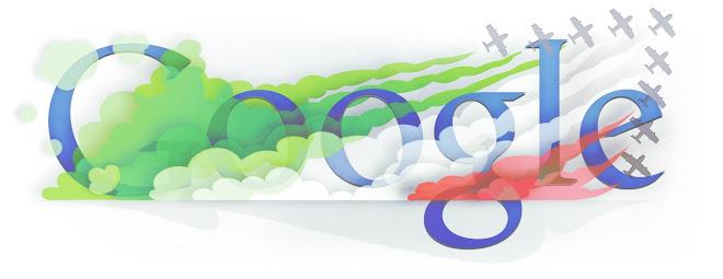 Il Doodle di Google per la Festa della Repubblica del 2011