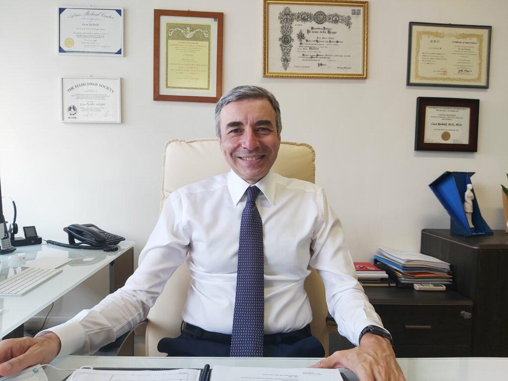 Professor Luca Richeldi