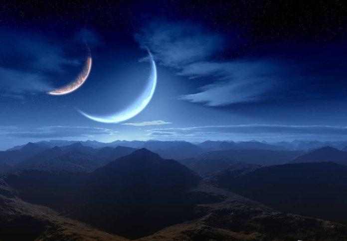 Terra due lune