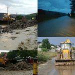 Alluvioni dopo piogge torrenziali in Romania: codice rosso in 7 province [FOTO]