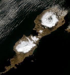 eruzione alaska
