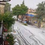 Il Maltempo flagella l'Italia: nubifragi in Versilia, Firenze imbiancata dalla grandine, Supercella su Pescara. E che freddo! [FOTO e VIDEO]