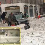 La grandine flagella Nembro e Alzano Lombardo: il focolaio europeo del Covid-19 devastato dal maltempo [FOTO e VIDEO]
