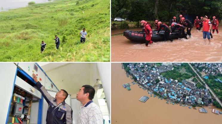 inondazioni cina