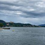 Maltempo Piemonte: rischio esondazione del Lago Maggiore ad Arona, piccole esondazioni nel Verbano [FOTO]