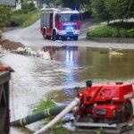 Maltempo, forti piogge, frane e allagamenti in Austria: i temporali minacciano Veneto e Friuli Venezia Giulia [FOTO]