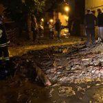 Maltempo, allerta nel Bolognese: frana invade un paese [FOTO]